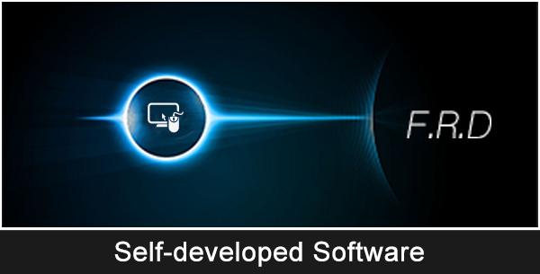 Self-developed Software